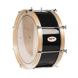 NP Bass Drum 45x20 cms Black