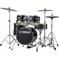 Yamaha Junior Kit Manu Katché Black