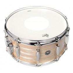 Gretsch Brooklyn Cream Oyster 14x6.5""