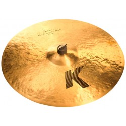 "Zildjian Ride 21"" K Custom Dark Complex"