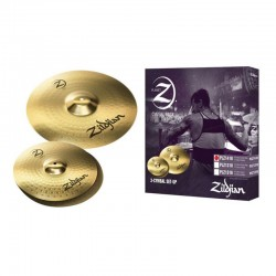 Zildjian Set Platos Planet Z Z3 Pro