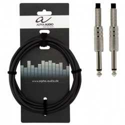 Alpha Audio Cable Jack Jack 3 metros