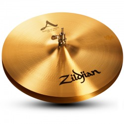 "Zildjian Hi Hat 15"" A Zildjian New Beat"