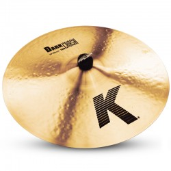 "Zildjian Crash 18"" K Dark Thin"