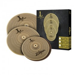 Zildjian Set Platos L80 Low Volumen 468