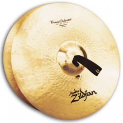 Zildjian Orquesta 20 Classic Orchestral Selection Medium Heavy