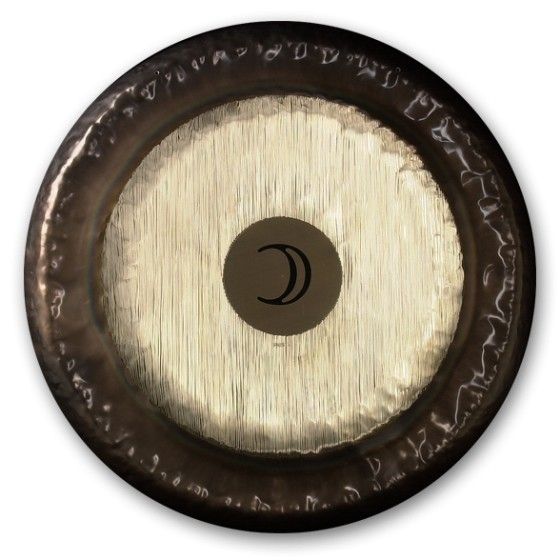 PAISTE Gong Planet 24 G2 Synodic Moon