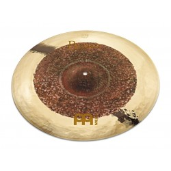 MEINL Ride 22 Extra Dry Dual Crash Ride Selection