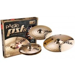 Paiste Set Platos PST8 Rock