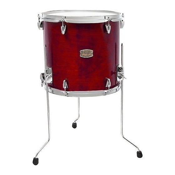 YAMAHA Stage Custom Birch Floor Tom 16x15 Cranberry Red
