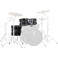 Yamaha Live Custom Set Toms 2 Black Shadow