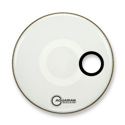 "Aquarian 20"" Regulator White RSM20W"