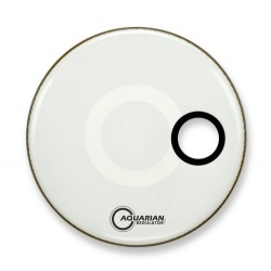 "Aquarian 22"" Regulator White RSM22W"