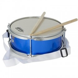 DB Snare Drum Small 12x05 Blue