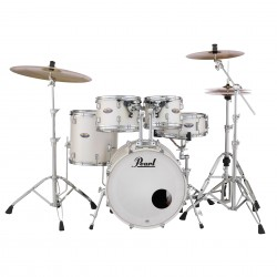 Pearl Decade Maple Fusión White Satin Pearl