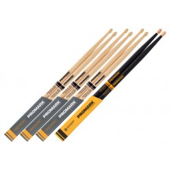 Promark 5A Select Balance Rebound Pack 4 x 3