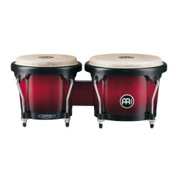 MEINL Bongo HB100WRB Wine Red Sunburst