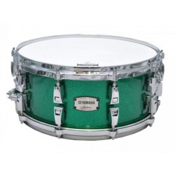 Yamaha Absolute Hybrid Jade Green Sparkle 14x06""