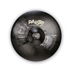 "Paiste Splash 10"" 900 Color Sound Black"