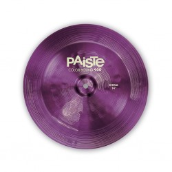 Paiste China 14 900 Color Sound Purple
