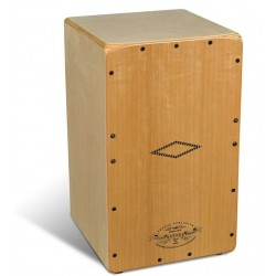 Pepote Cajon Percus Natural
