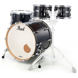 Pearl Masters Maple Complete Studio Black