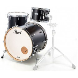 Pearl Masters Maple Complete Big Rock Black
