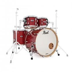 Pearl Masters Maple Complete Fusion Red