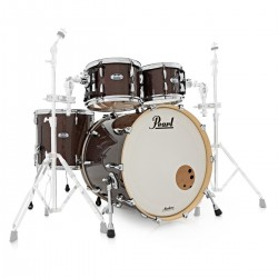 Pearl Masters Maple Complete Studio Bronze Sparkle