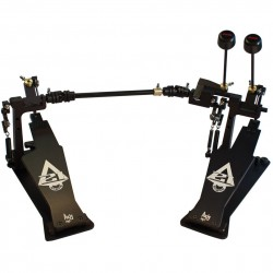 Axis A21 Double Bass Drum Pedal Alfred Berengena L2 Black