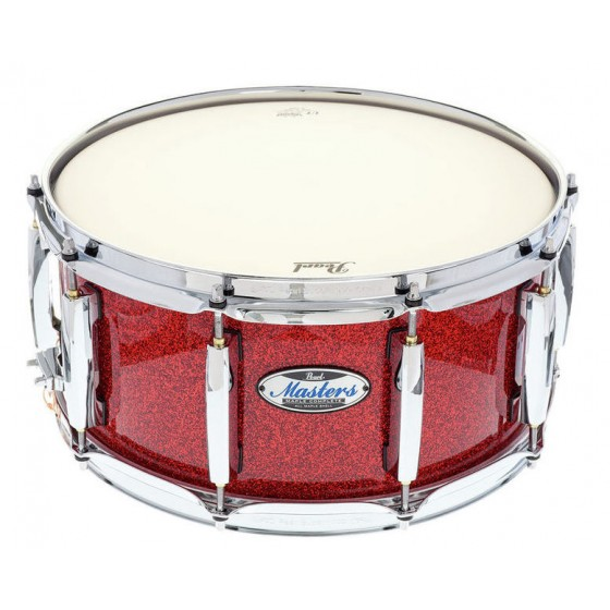 Pearl 14x6.5 MCT1465 Master Complete Inferno Red Sparkle