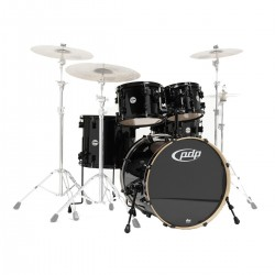 PDP by DW Concept Maple CM5 Studio Pearlescent Black