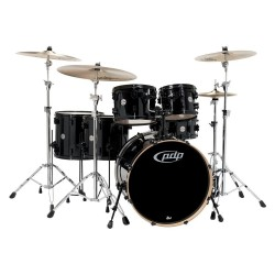 PDP by DW Concept Maple CM6 Black Sparkle