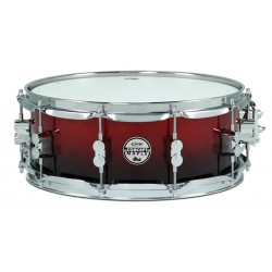 PDP Concept Maple Red to Black Sparkle Fade 14x5,5""