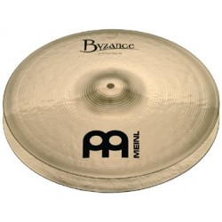 "Meinl Hi Hat 14"" Byzance Medium Brillant B14MHB"