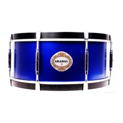 "NP Snare Drum Arahal 14"" Blue"