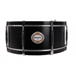 "NP Snare Drum Arahal 15"" Black"