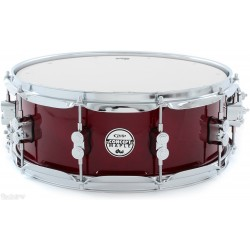 PDP Concept Maple Transparent Cherry 14x5,5""