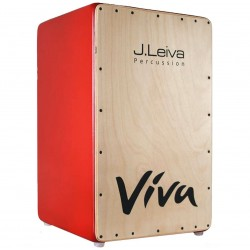 Leiva Percussion Cajon Viva
