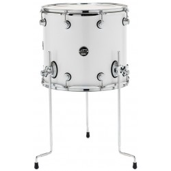 DW Performance Floor Tom 14x12 Pearlescent White