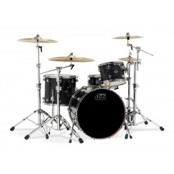 DW Performance Rock II Ebony Stain