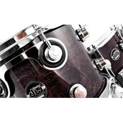 DW DRUMS Bateria Performance Series PK120 Ebony Stain