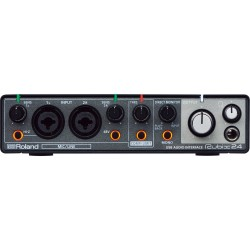 Roland Rubix 24 Interface