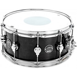 DW Performance 14x6.5 Ebony Stain