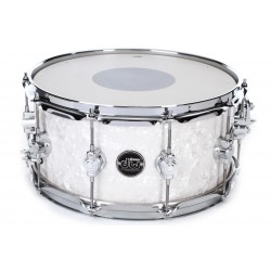 DW Performance White Marine Pearl 14x6.5""