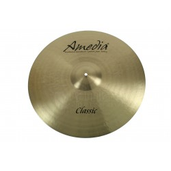 "Amedia Crash 16"" Classic Dark"