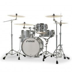 Sonor AQ2 Safari Set TQZ Titanium Quartz