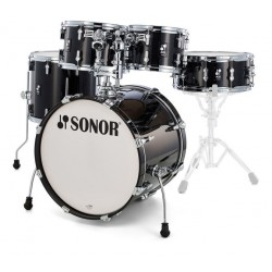 Sonor AQ2 Stage Set TSB Transparent Stain Black