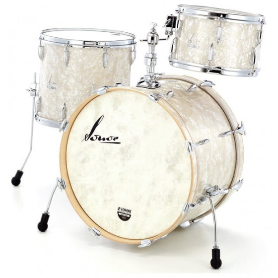 Sonor VT Three22 Shells WM Vintage Pearl