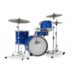 Gretsch Catalina Club Jazz Blue Satin Flame Edición Limitada